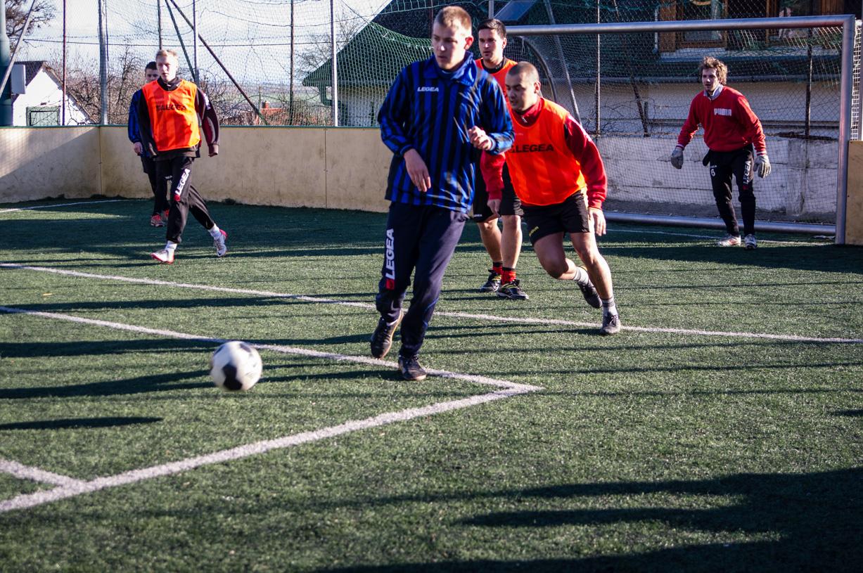Interliga - galéria zo zápasov - 14.1. 2014